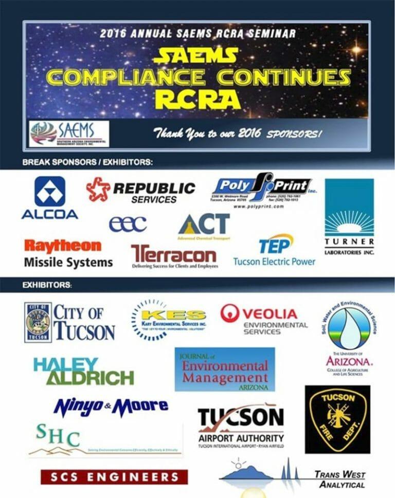 SAEMS RCRA Conference Poster 2016