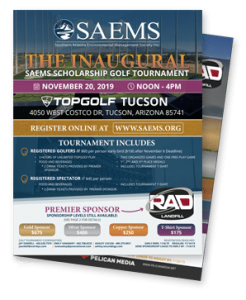 SAEMS Top Golf Competition