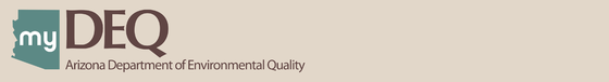 myDEQ UST notification form portals